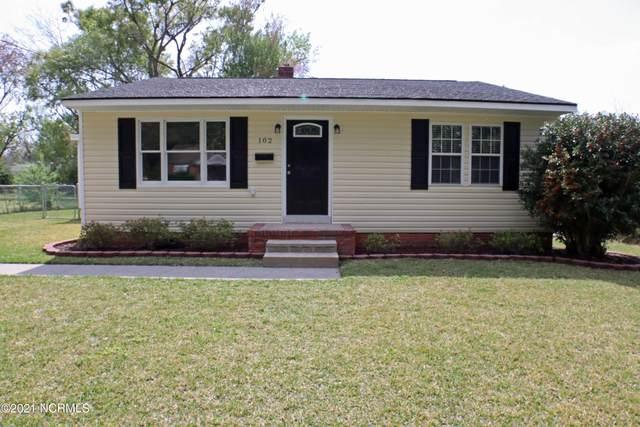 102 Dogwood Drive, Jacksonville, NC 28540 (MLS #100265995) :: Frost Real Estate Team