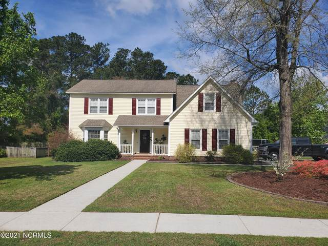 104 Archdale Drive, Jacksonville, NC 28546 (MLS #100266010) :: Frost Real Estate Team