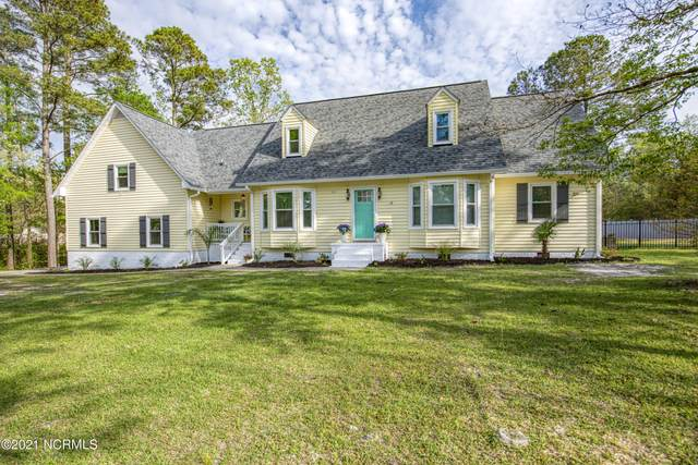 104 Shady Oaks Court, New Bern, NC 28562 (MLS #100266011) :: Stancill Realty Group