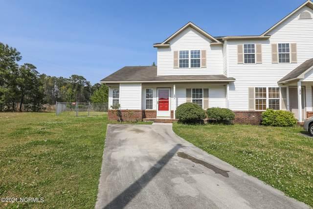 1211 Pueblo Drive, Jacksonville, NC 28546 (MLS #100266019) :: Frost Real Estate Team