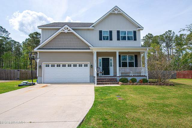 604 Blue Diamond Court, Jacksonville, NC 28540 (MLS #100266033) :: Frost Real Estate Team