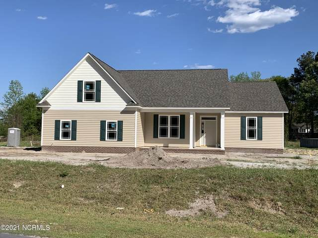 126 Tupelo Trail, New Bern, NC 28562 (MLS #100266052) :: David Cummings Real Estate Team