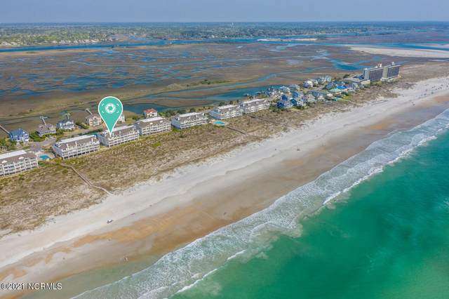 2506 N Lumina Avenue N D-3E, Wrightsville Beach, NC 28480 (MLS #100266063) :: RE/MAX Essential