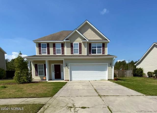 237 Silver Hills Drive, Jacksonville, NC 28546 (MLS #100266086) :: Lynda Haraway Group Real Estate