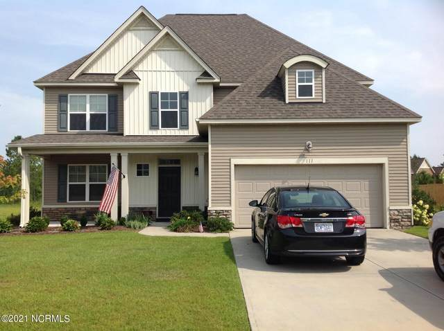 111 Pamlico Drive, Holly Ridge, NC 28445 (MLS #100266091) :: Frost Real Estate Team