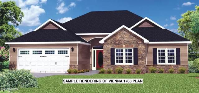 2800 Bettye Gresham Lane, New Bern, NC 28562 (MLS #100266093) :: Frost Real Estate Team