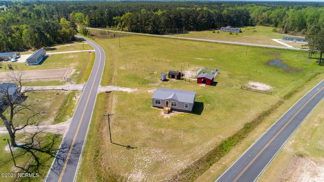 155 Kitty Noecker Road, Pink Hill, NC 28572 (MLS #100266096) :: The Tingen Team- Berkshire Hathaway HomeServices Prime Properties