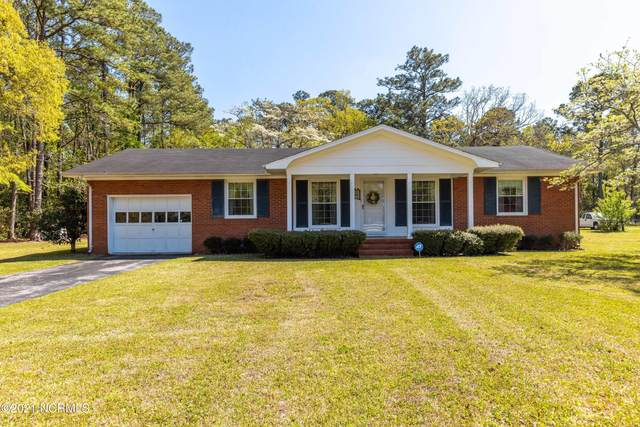 3307 Country Club Road, Morehead City, NC 28557 (MLS #100266098) :: Barefoot-Chandler & Associates LLC