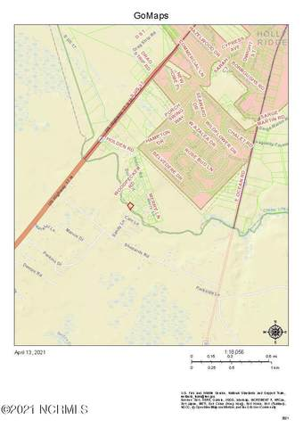 Trct 3 Holden Road, Holly Ridge, NC 28445 (MLS #100266100) :: Lynda Haraway Group Real Estate