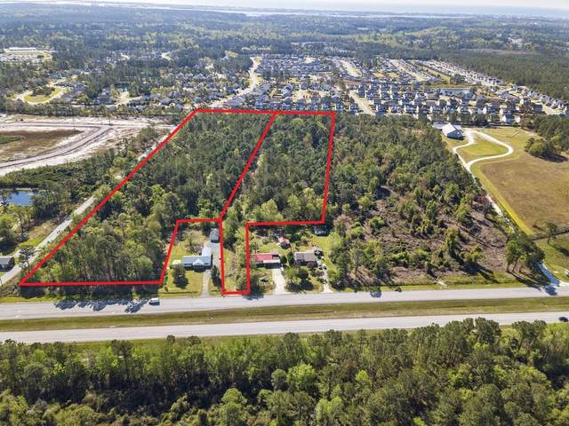 0 Us Hwy 17, Holly Ridge, NC 28445 (MLS #100266102) :: Frost Real Estate Team