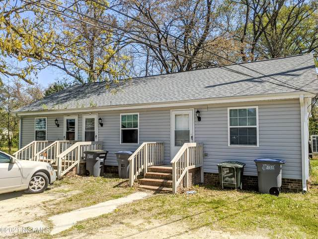 413-417 S Tillery Street, Rocky Mount, NC 27804 (MLS #100266116) :: Frost Real Estate Team