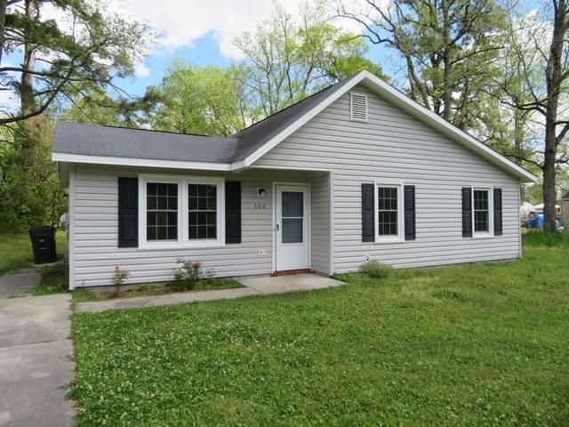 302 Luann Road, Jacksonville, NC 28540 (MLS #100266120) :: Lynda Haraway Group Real Estate