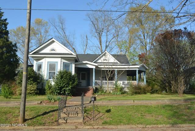210 N Walnut Street, Spring Hope, NC 27882 (MLS #100266127) :: Lynda Haraway Group Real Estate