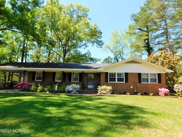 907 Highland Drive, Laurinburg, NC 28352 (MLS #100266138) :: Lynda Haraway Group Real Estate