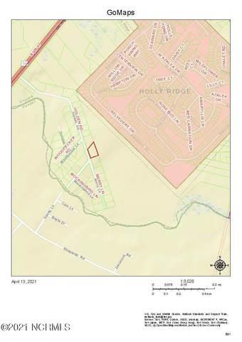 220 Holden Road, Holly Ridge, NC 28445 (MLS #100266154) :: CENTURY 21 Sweyer & Associates