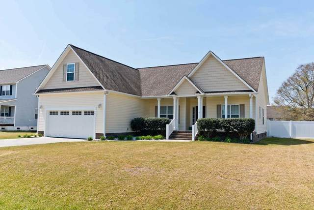 403 Moss Springs Drive, Swansboro, NC 28584 (MLS #100266159) :: CENTURY 21 Sweyer & Associates