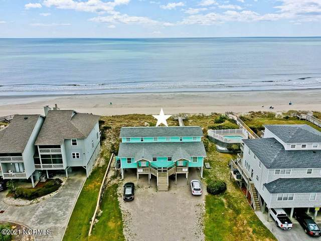 5213 Ocean Drive, Emerald Isle, NC 28594 (MLS #100266166) :: Barefoot-Chandler & Associates LLC