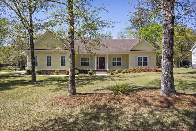 100 White Swan Way, Swansboro, NC 28584 (MLS #100266170) :: RE/MAX Essential