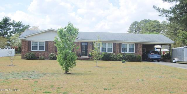 920 Massey Drive, Kinston, NC 28504 (MLS #100266189) :: RE/MAX Essential