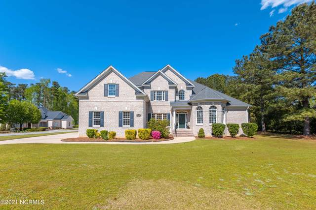 1504 Bloomsbury Road, Greenville, NC 27858 (MLS #100266208) :: Stancill Realty Group
