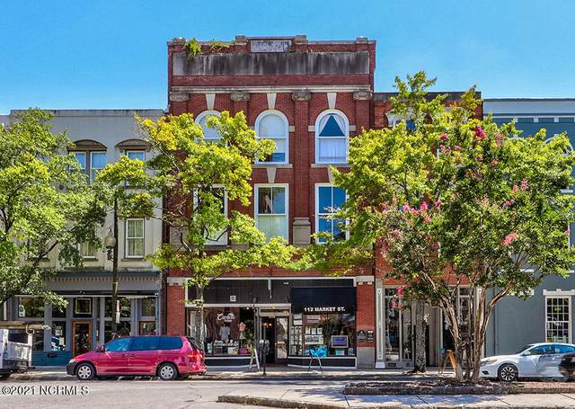 112 Market Street H, Wilmington, NC 28401 (MLS #100266235) :: The Oceanaire Realty
