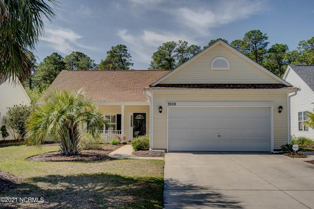 7539 Dunbar Drive SW, Sunset Beach, NC 28468 (MLS #100266238) :: RE/MAX Essential