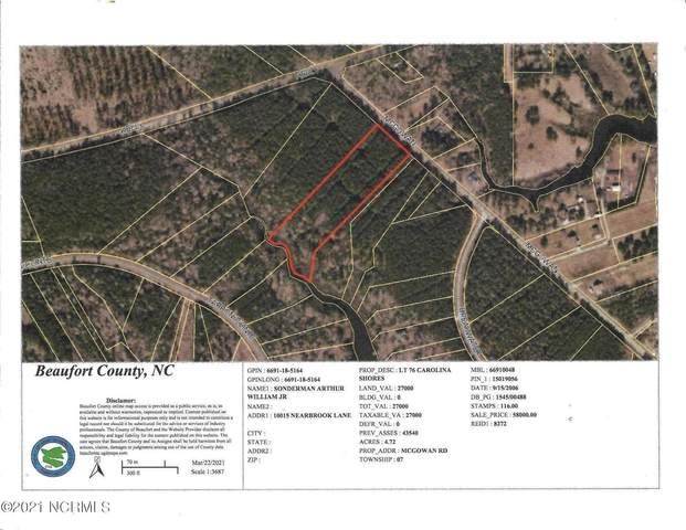 Lot 76 Mcgowan Road, Bath, NC 27808 (MLS #100266239) :: Stancill Realty Group