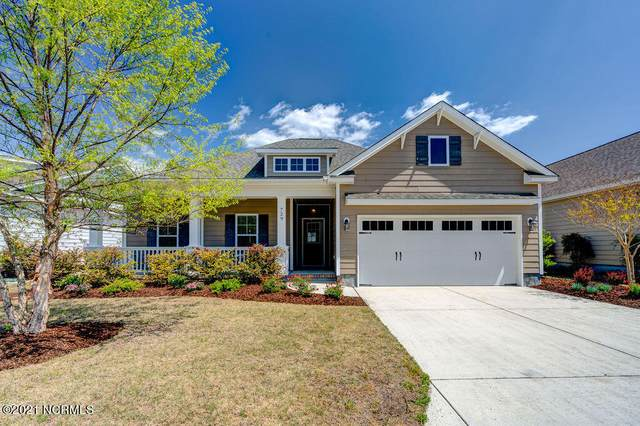 729 Liberty Landing Way, Wilmington, NC 28409 (MLS #100266256) :: Stancill Realty Group