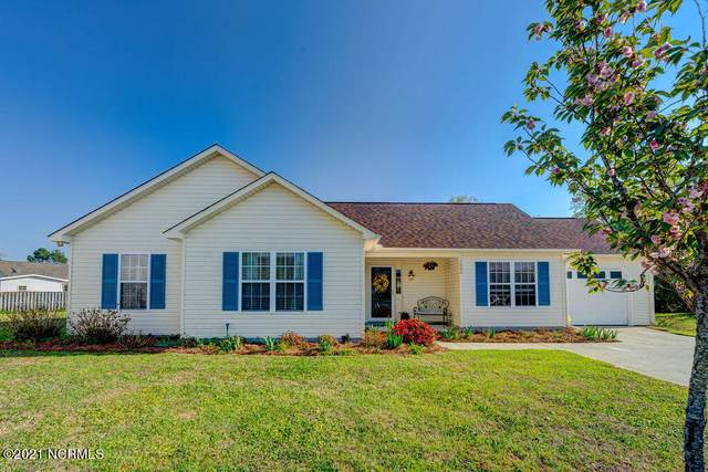 1600 Blue Tick Court, Wilmington, NC 28411 (MLS #100266268) :: Stancill Realty Group