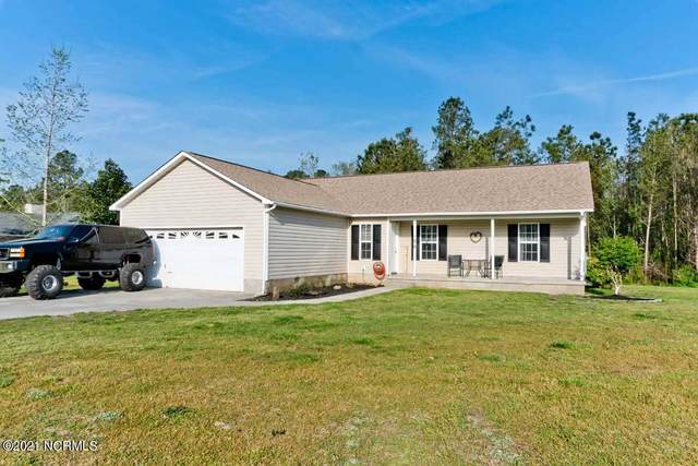 186 Liberty Park Road, Jacksonville, NC 28540 (MLS #100266272) :: Stancill Realty Group