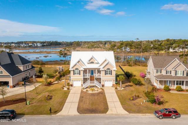 1413 Marsh Pointe, Morehead City, NC 28557 (MLS #100266276) :: Barefoot-Chandler & Associates LLC