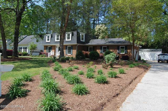 402 Queen Annes Road, Greenville, NC 27858 (MLS #100266284) :: The Cheek Team