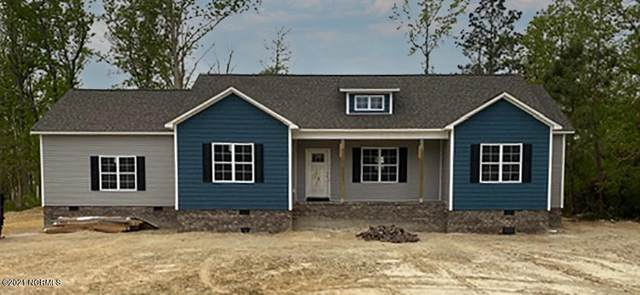 361 Knollwood Drive, Hampstead, NC 28443 (MLS #100266285) :: The Oceanaire Realty