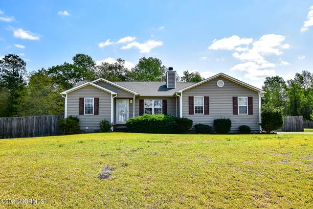 112 Wheaton Drive, Richlands, NC 28574 (MLS #100266292) :: The Oceanaire Realty