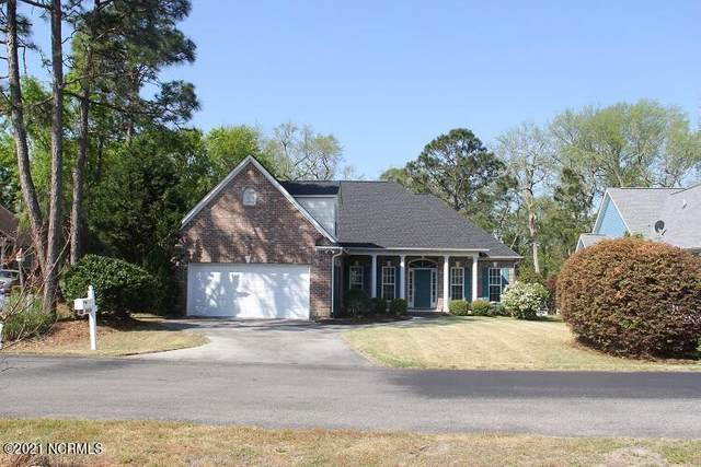 4116 Lark Bunting Court SE, Southport, NC 28461 (MLS #100266310) :: The Cheek Team