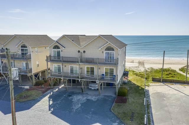 702 N Shore Drive, Surf City, NC 28445 (MLS #100266317) :: Barefoot-Chandler & Associates LLC