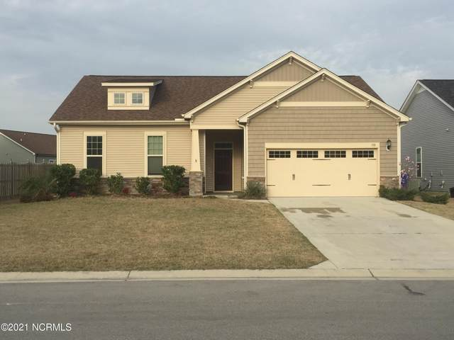 310 Belvedere Drive, Holly Ridge, NC 28445 (MLS #100266325) :: Vance Young and Associates
