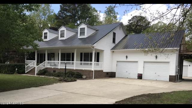 2710 Westbrooke Drive, Kinston, NC 28504 (MLS #100266338) :: RE/MAX Essential