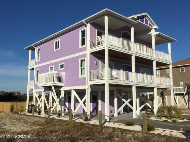 447 E Fourth Street, Ocean Isle Beach, NC 28469 (MLS #100266341) :: The Legacy Team