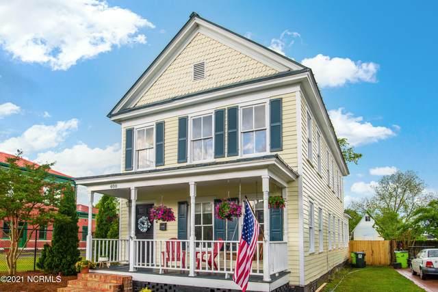 408 Queen Street, New Bern, NC 28560 (MLS #100266355) :: Barefoot-Chandler & Associates LLC