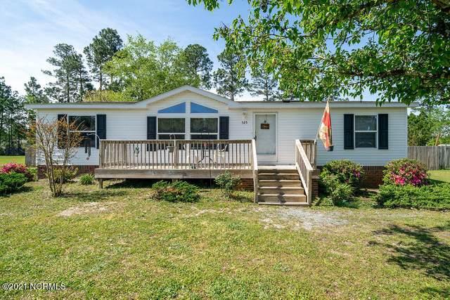 525 Brighton Road, Rocky Point, NC 28457 (MLS #100266360) :: Carolina Elite Properties LHR