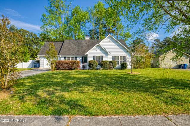 151 Settlers Circle, Jacksonville, NC 28546 (MLS #100266372) :: Great Moves Realty