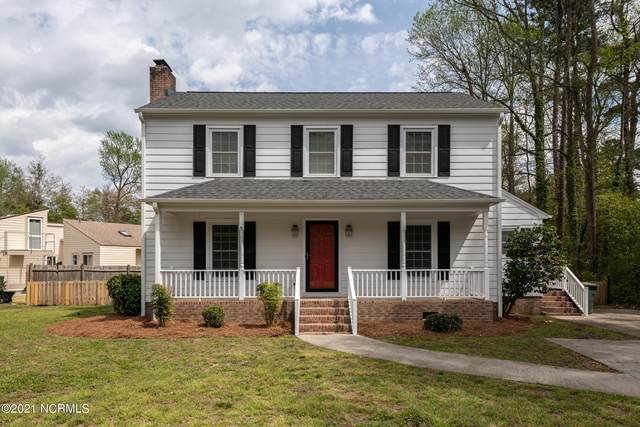 103 Amber Lane, Greenville, NC 27834 (MLS #100266382) :: Berkshire Hathaway HomeServices Hometown, REALTORS®