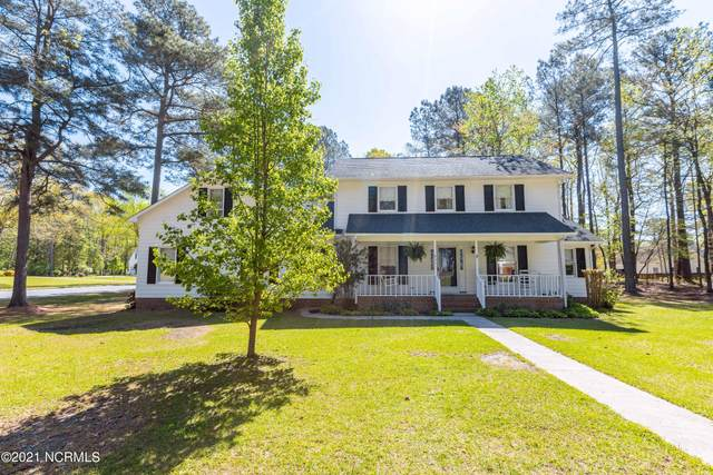 846 Corbett Street, Winterville, NC 28590 (MLS #100266384) :: Vance Young and Associates