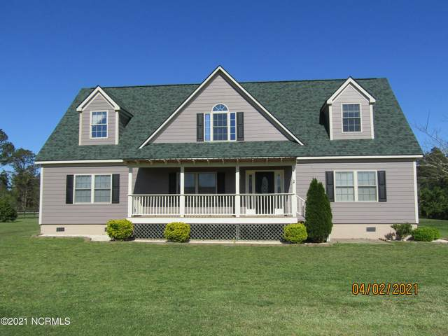 94 Sage Drive, Burgaw, NC 28425 (MLS #100266387) :: The Oceanaire Realty
