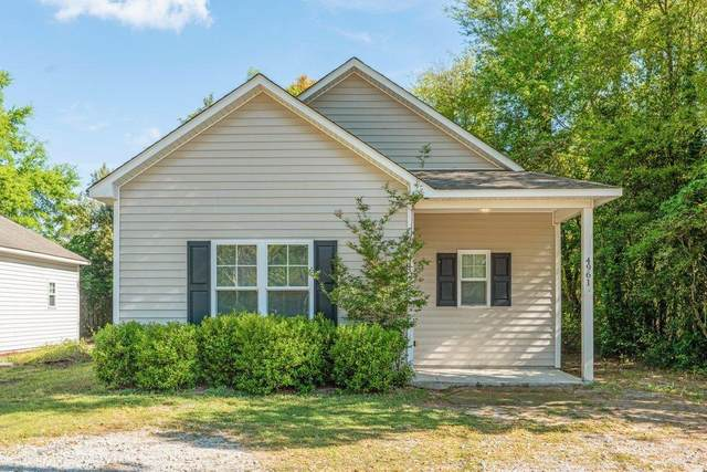 4961 Park Avenue, Wilmington, NC 28403 (MLS #100266392) :: David Cummings Real Estate Team