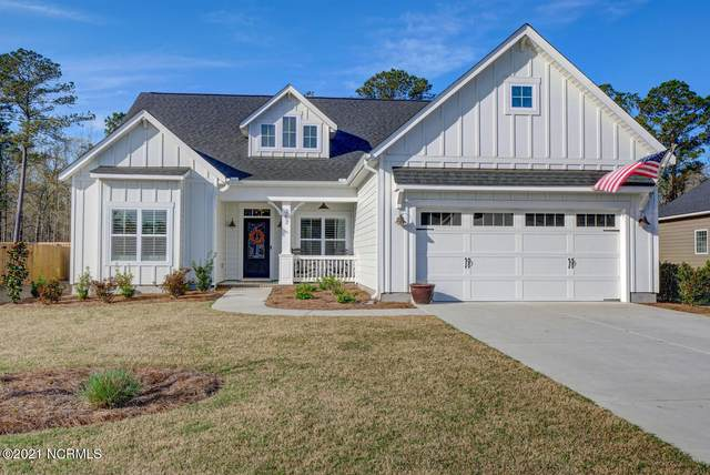 387 Canter Crest Road, Hampstead, NC 28443 (MLS #100266399) :: David Cummings Real Estate Team
