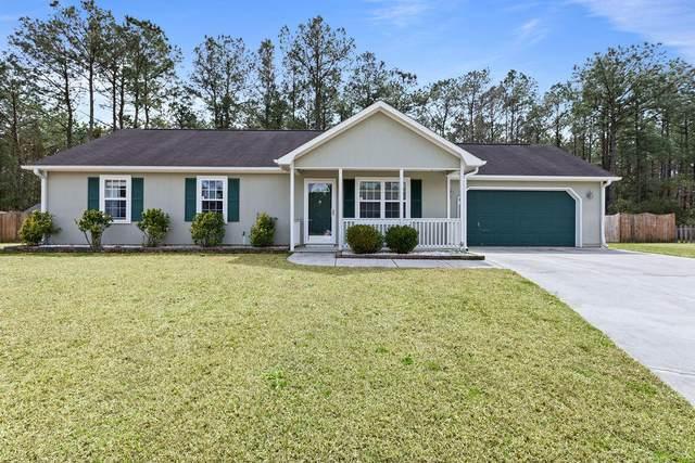 206 Britton Lane, Hubert, NC 28539 (MLS #100266408) :: Great Moves Realty