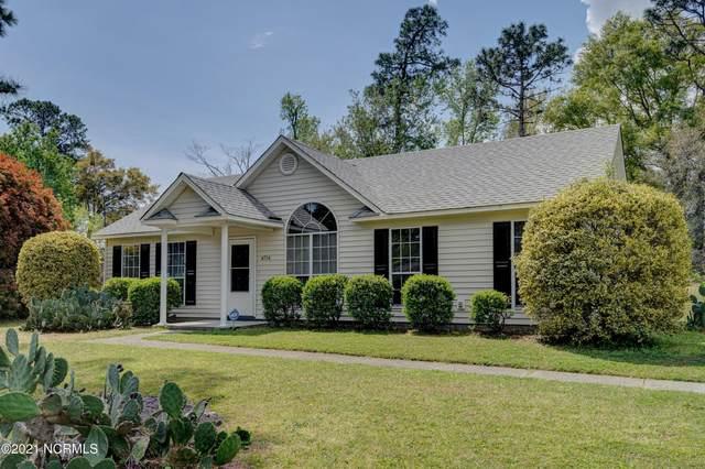 4714 Silva Terra Drive, Wilmington, NC 28412 (MLS #100266419) :: David Cummings Real Estate Team