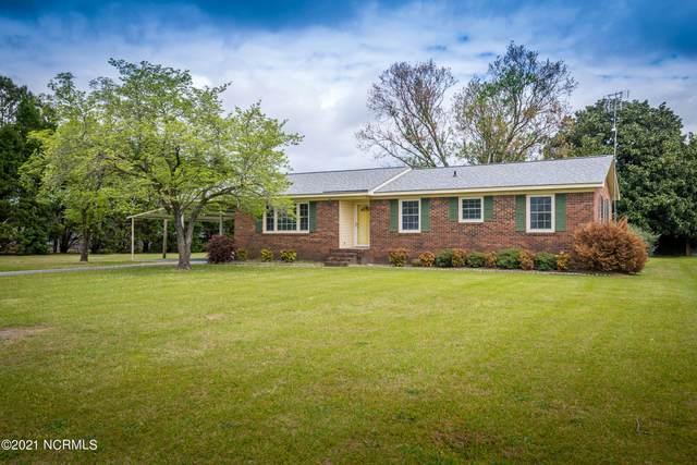 307 Pine Lane, Washington, NC 27889 (MLS #100266426) :: Carolina Elite Properties LHR